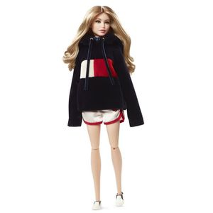 POUPÉE BARBIE - Gigi Tommy Hilfiger (black label)