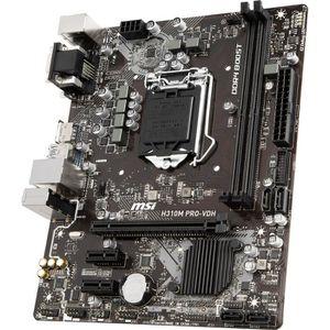 CARTE MÈRE MSI Carte mère H310M PRO-VDH - Intel