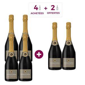 CHAMPAGNE 3=6 Champagne Cartier Première Cuvée