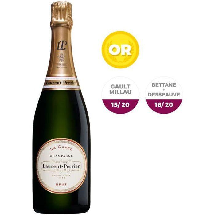 CHAMPAGNE Champagne Laurent-Perrier La Cuvée 75 cl