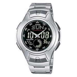 MONTRE Casio Collection AQ-160WD-1BVEF Chronographe Homme