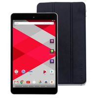 CDISPLAY Tablette Tactile 8'' Full HD 16Go + Carte SD 16Go + Flip Cover pour Tablette Tactile 8''