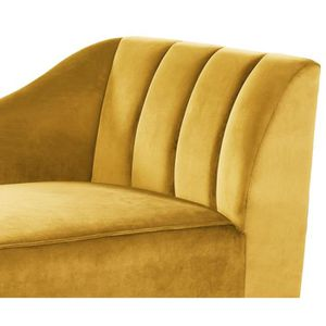 meridienne jaune achat vente meridienne jaune pas cher soldes d s le 10 janvier cdiscount. Black Bedroom Furniture Sets. Home Design Ideas