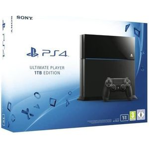 CONSOLE PS4 PS4 1 To Noire