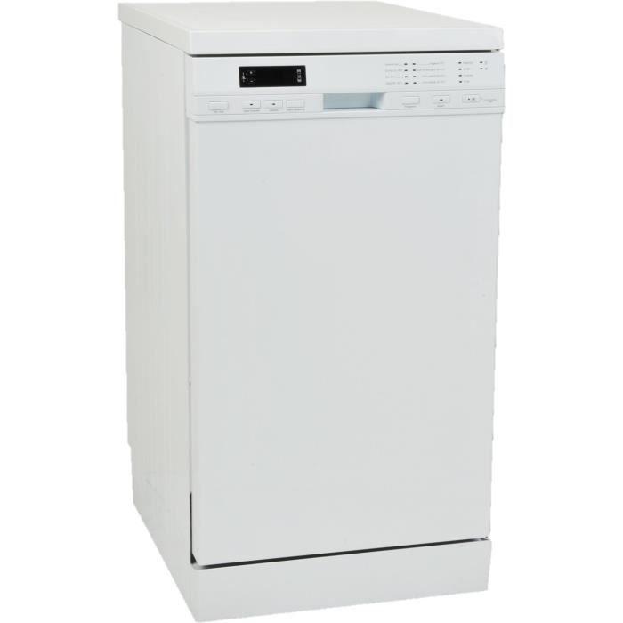 lave vaisselle 45cm pose libre - achat / vente lave vaisselle 45cm