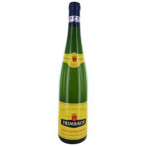 VIN BLANC Domaine de Trimbach 2012 Gewurztraminer - Vin blan