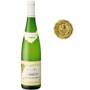 VIN BLANC Alsace Gewurztraminer Heinrich Vin blanc 2015 x6