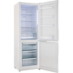 frigo congelateur blanc no frost achat vente frigo. Black Bedroom Furniture Sets. Home Design Ideas