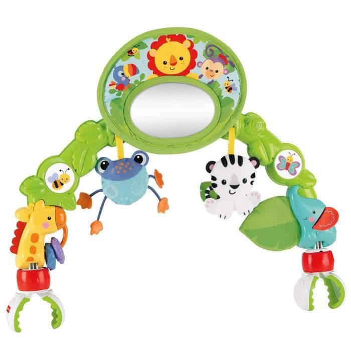 fisher price jungle mobile instructions