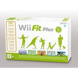 JEU WII Wii FIT PLUS (Wii Balance Board inclus)