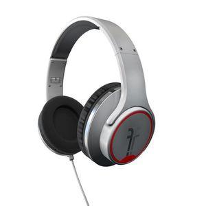 CASQUE - ÉCOUTEURS FLIPS AUDIO SOLO2SOCIAL Casque Audio - Blanc