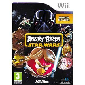 JEUX WII Angry Birds Star Wars Jeu Wii