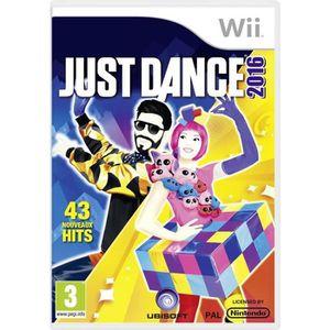 JEU WII Just Dance 2016 - Jeu Wii