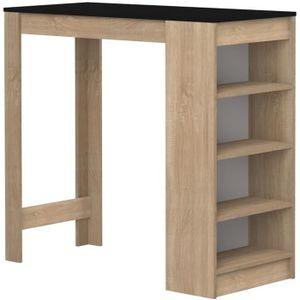 mange debout bar achat vente mange debout bar pas cher cdiscount. Black Bedroom Furniture Sets. Home Design Ideas
