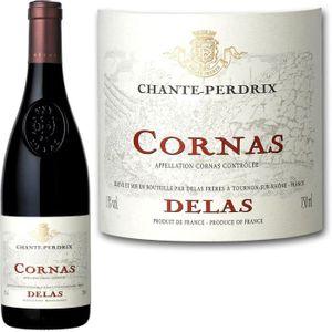 VIN ROUGE Chante Perdri 2014 Cornas  - Vin rouge des Côtes d