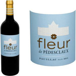 VIN ROUGE Fleur de Pedesclaux 2012 Pauillac - Vin rouge de B