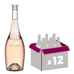 VIN ROSÉ Roseline Prestige  Côtes de Provence  rosé 2017 x1