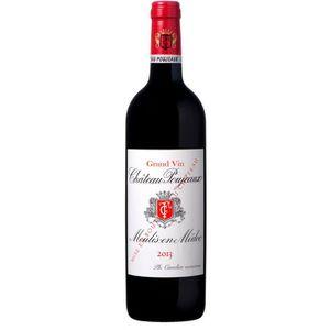 VIN ROUGE Château Poujeaux 2013 Moulis Grand Cru - Vin rouge
