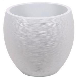 Pot de fleur blanc - Achat / Vente Pot de fleur blanc pas cher ...
