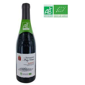 VIN ROUGE Les Terrasses Du Puy Vieux 2016 Sablet - Vin rouge