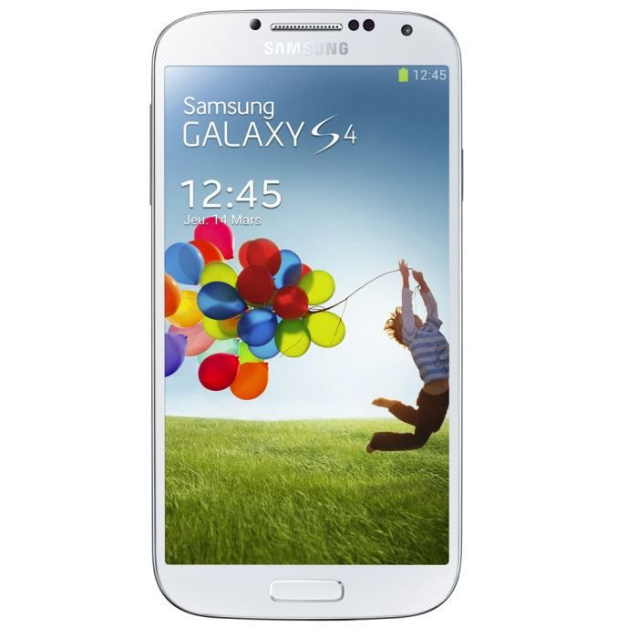 SMARTPHONE SAMSUNG Galaxy S4 Blanc