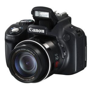 APPAREIL PHOTO COMPACT CANON POWERSHOT SX50 HS