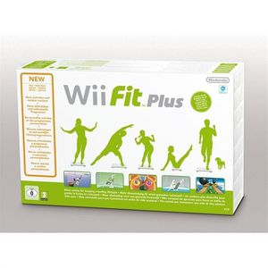 JEU WII Wii FIT PLUS (Wii Balance Board inclus) / ACCESSOI