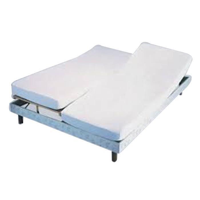 protege matelas 80 200 achat vente pas cher. Black Bedroom Furniture Sets. Home Design Ideas