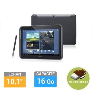 TABLETTE TACTILE Samsung Galaxy Note 10,1