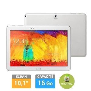 TABLETTE TACTILE Samsung Galaxy Note 10