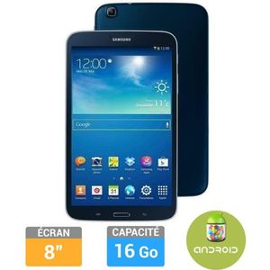 TABLETTE TACTILE Samsung Galaxy Tab 3 8