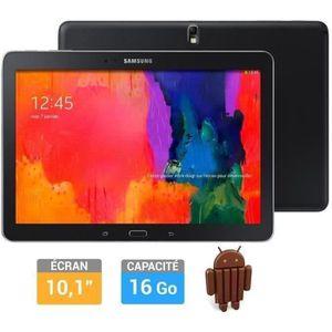 TABLETTE TACTILE Samsung Galaxy Tab Pro 10.1'' 16Go Noire
