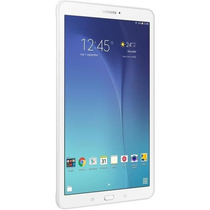 ad3bb695b40 TABLETTE TACTILE SAMSUNG Tablette Tactile Galaxy Tab E - 9