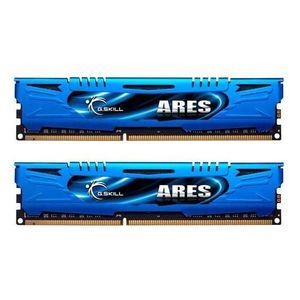 MÉMOIRE RAM G.SKILL Mémoire PC Arès - DDR3 - Kit 8 Go (2 x 4 G
