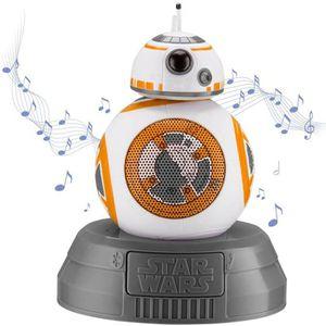 RADIO CD ENFANT STAR WARS Enceinte Bluetooth BB-8