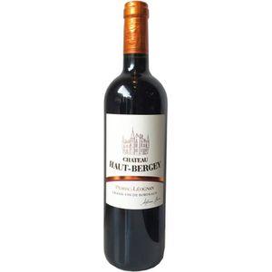 VIN ROUGE Château Haut Bergey 2003 Pessac Léognan - Vin roug