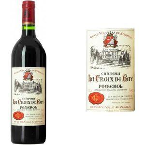 VIN ROUGE Château La Croix de Gay Grand Vin de Bordeaux Pome