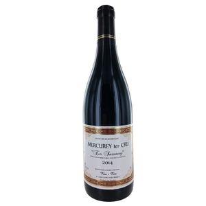 VIN ROUGE Vins + Vins En Sazenay 2014 Mercurey 1er Cru - Vin