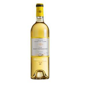 VIN BLANC Clos Haut Peyraguey 2015 Sauternes - Vin blanc du
