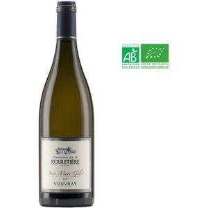VIN BLANC Domaine La Rouletière 2017 Vouvray - Vin blanc de