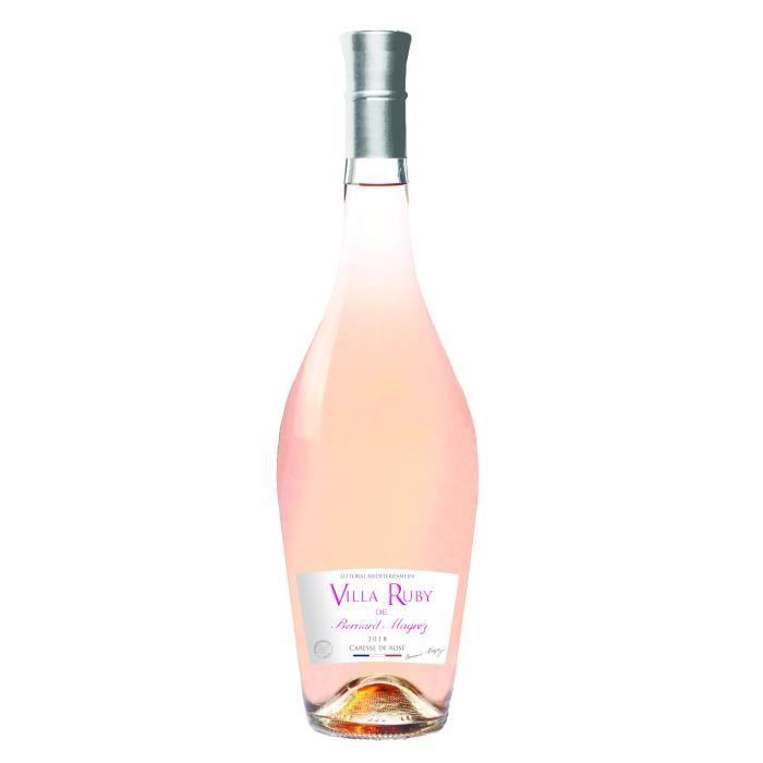VIN ROSÉ Villa Ruby 2018 Mediterranee - Vin Rosé de Provenc