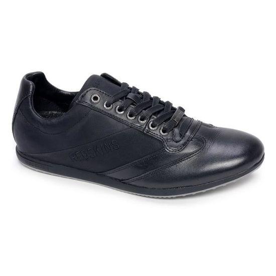 REDSKINS Baskets Sandoz Chaussures Homme  Noir - Achat / Vente basket